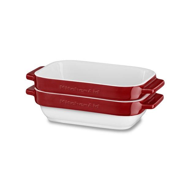 KitchenAid potjes-set rood Knoopsschat Aalter