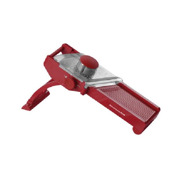 kitchenAid Mandoline rood knoopsschat aalter