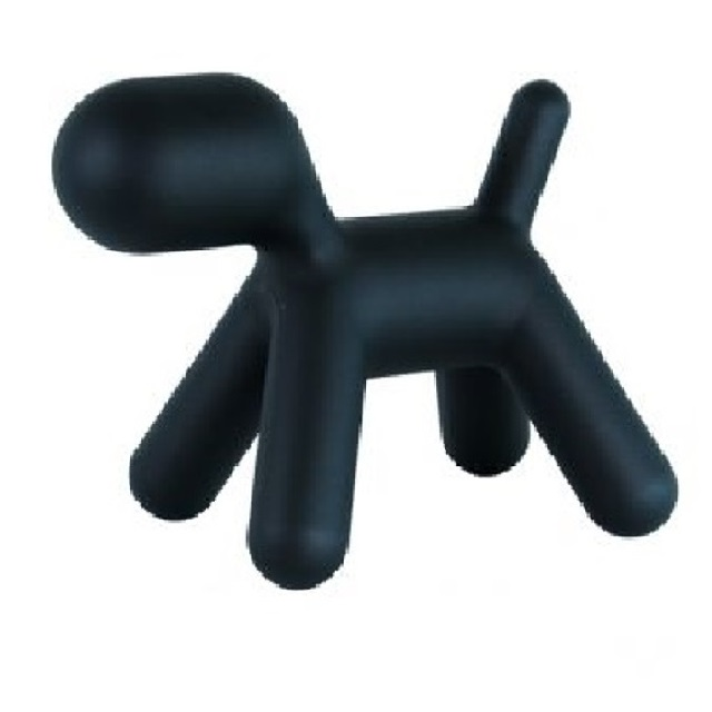 magis puppy zwart knoopsschat aalter