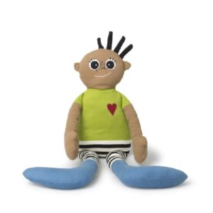 kai doll-friend-large-green knoopsschat aalter