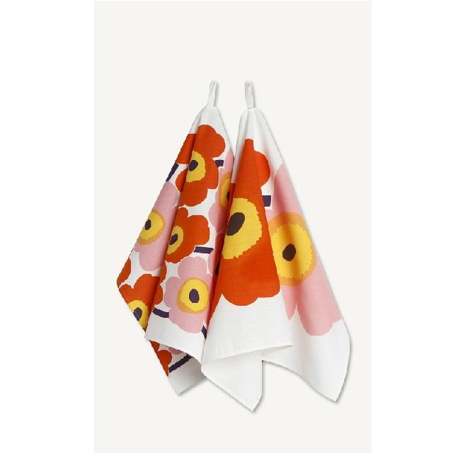 marimekko keukenhanddoeken Unikko_320_tea_towels_2 knoopsschat aalter