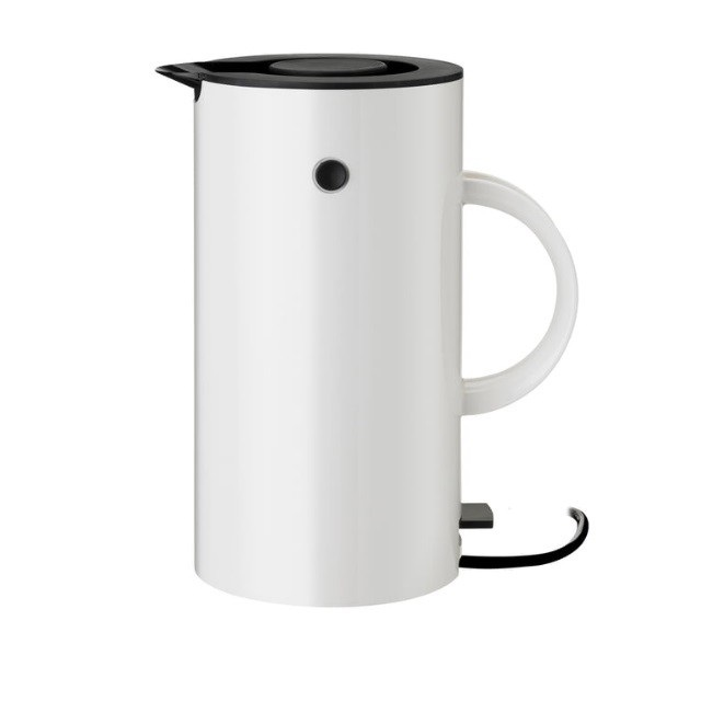 STELTON electric_kettle_white Knoopsschat Aalter