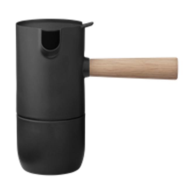 STELTON Collar_espresso_maker Knoopsschat Aalter