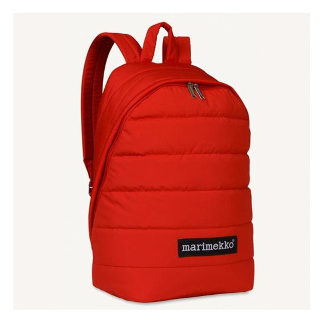 marimekko-backpack-lolly-red knoopsschat aalter