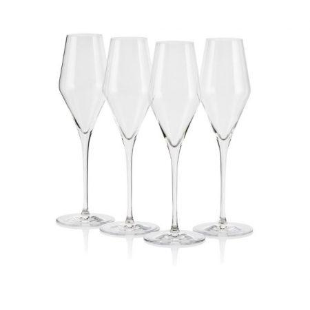 le creuset Champagneglazen-290ml knoopsschat aalter