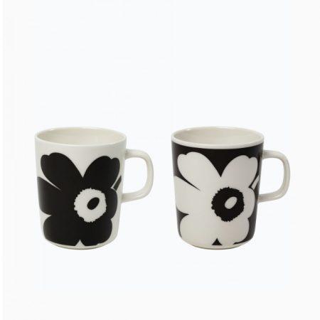 marimekko mug set/2 knoopsschat aalter